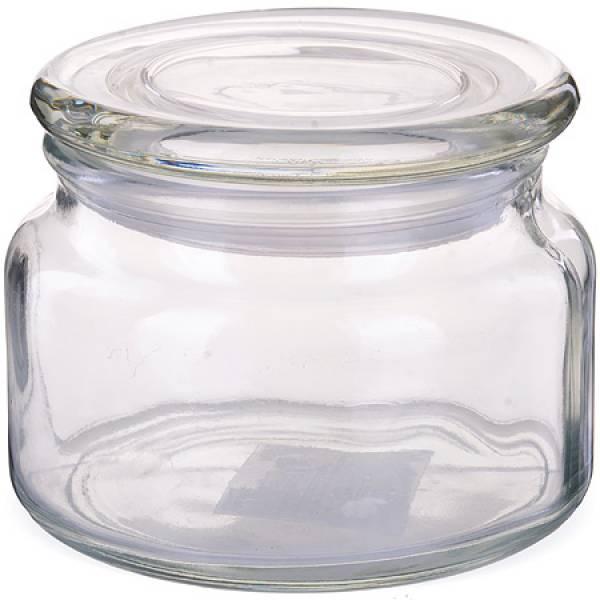 28084 Банка для сыпучих 270мл стекло LR (х36)