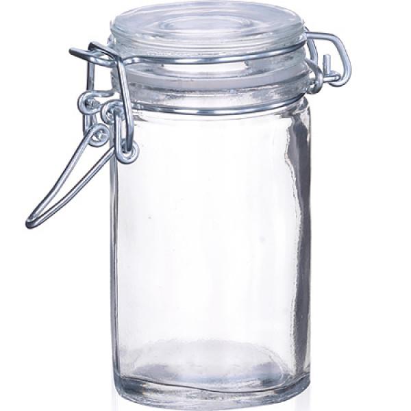 27027 Банка для сыпучих 80 мл стекло MAYER&BOCH