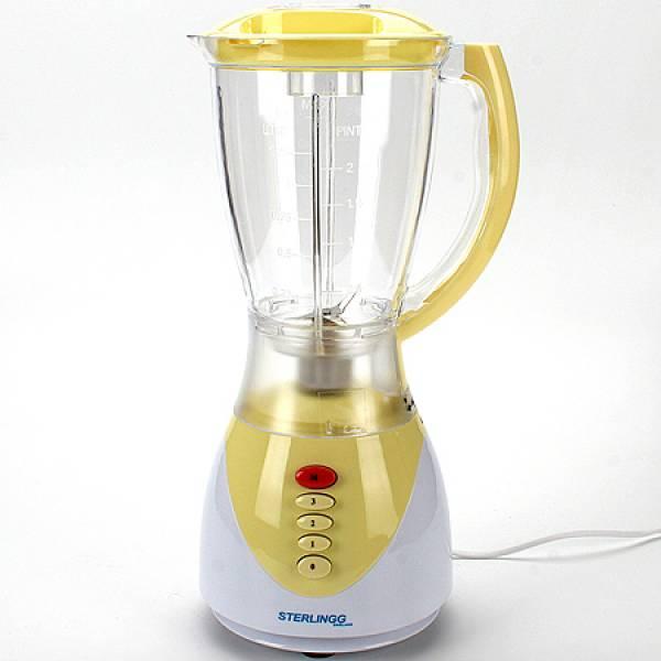 10112 Блендер с чашей ZM 300Вт бел/желт (х6)