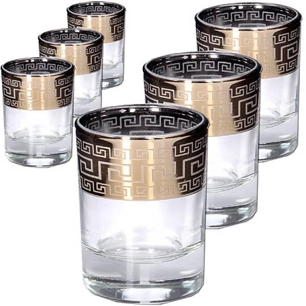 MS1022-45 Набор 6ти стаканов д/водки 60мл