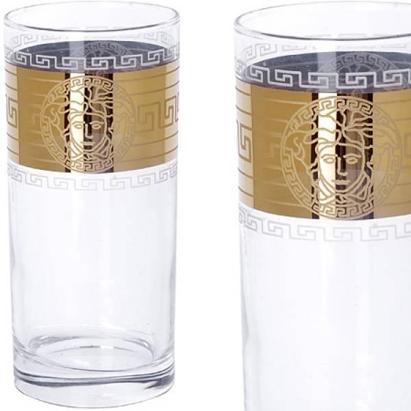MS402-41 Набор стаканов 6пр д/сока 290мл