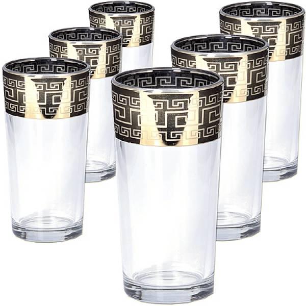 MS1256-45 Набор 6ти стаканов д/сока 250мл