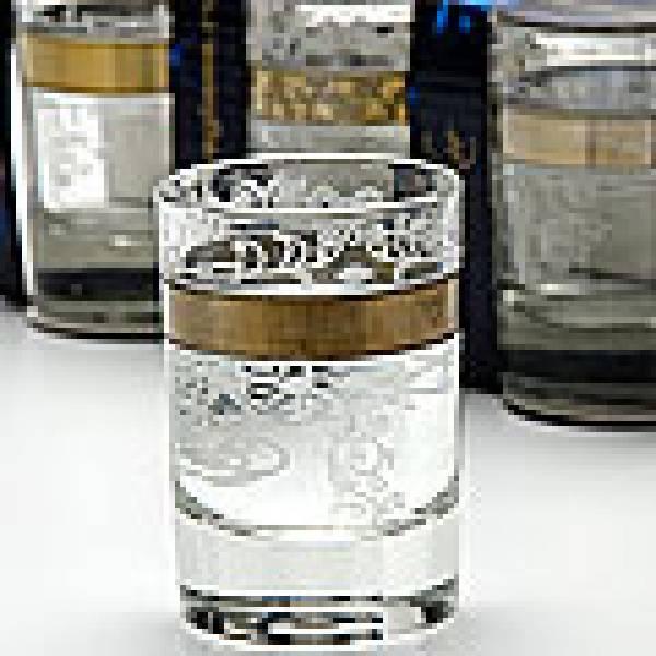 MS1022-07 Набор 6-ти стаканов д/водки