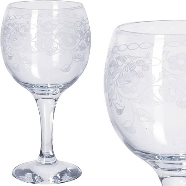 MS411-07-01 Набор 6-ти стаканов д/вина 260мл