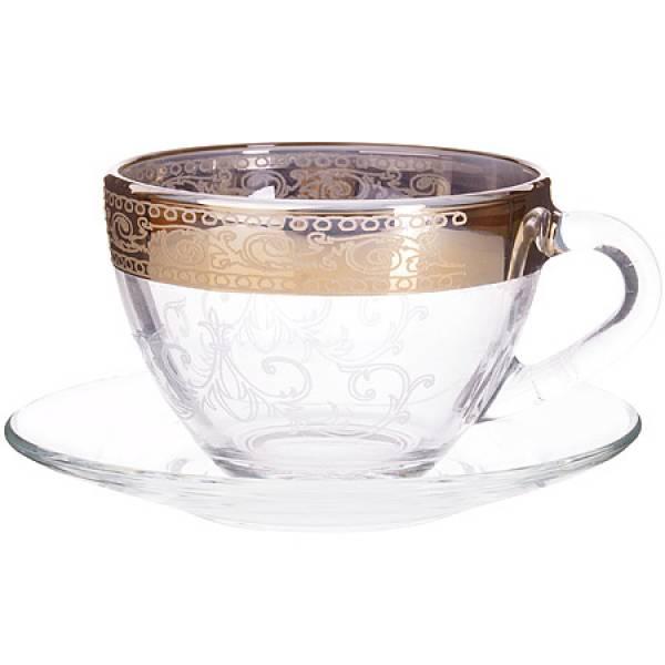 MS1416+1349-32 Чайная пара 200мл Венеция