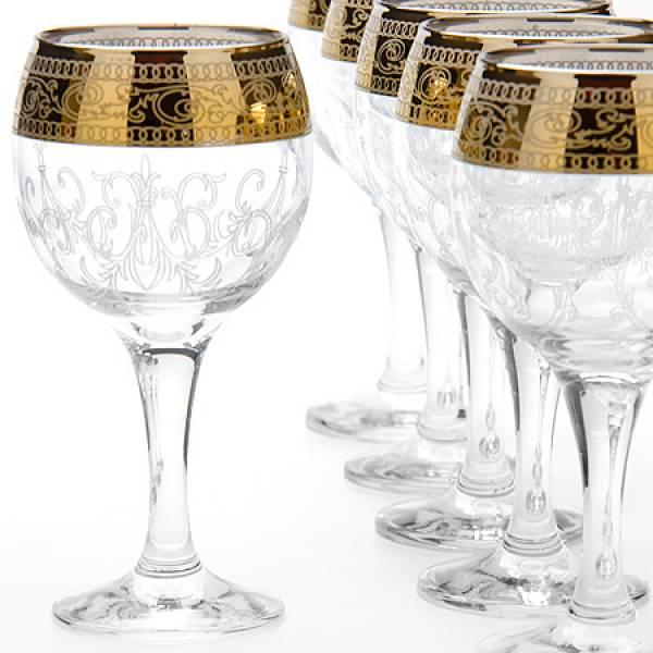 MS411-32 Набор 6-ти бокал д/вина