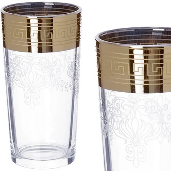 MS1256-02 Набор 6ти стаканов д/сока 250мл