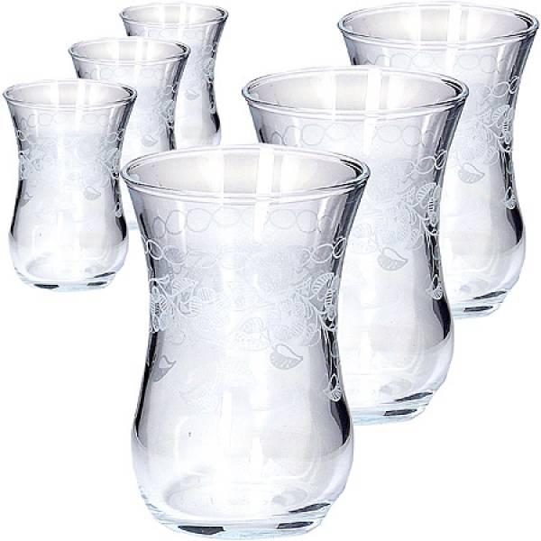 MS42021-07 Набор стаканов 6пр д/чая 120мл