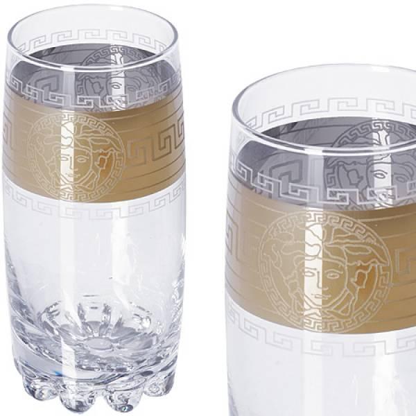 MS812-41 Набор 6-ти стаканов д/коктеля 390мл