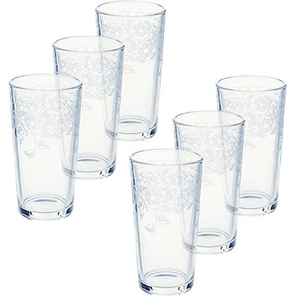 MS402-07-01 Набор 6-ти стаканов д/сока
