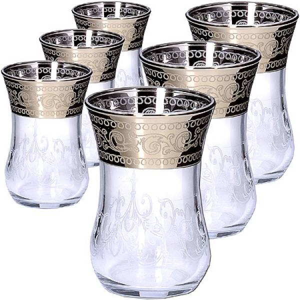 MS42021-32 Набор стаканов 6пр д/чая 120мл