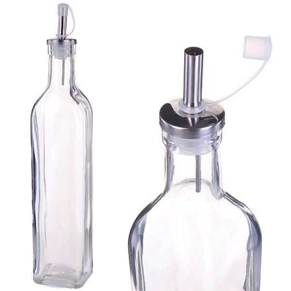 28186 Бутылка для масла 500 мл стекло LORAINE