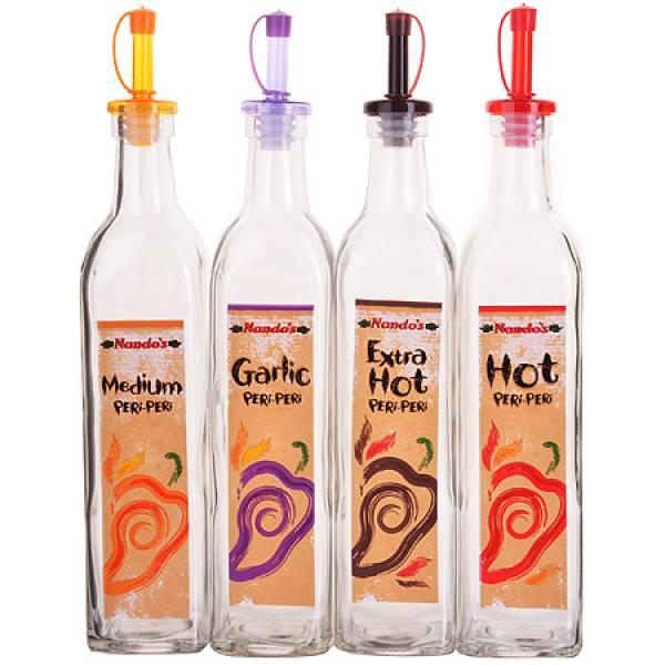 27822 Бутылка для масла 500 мл (в ассортименте) LORAINE