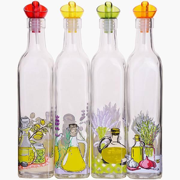 27821 Бутылка для масла 500 мл (в ассортименте) LORAINE