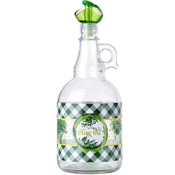 80511 Бутылка для масла 1 л ЗЕЛЁНЫЙ MB (х12)