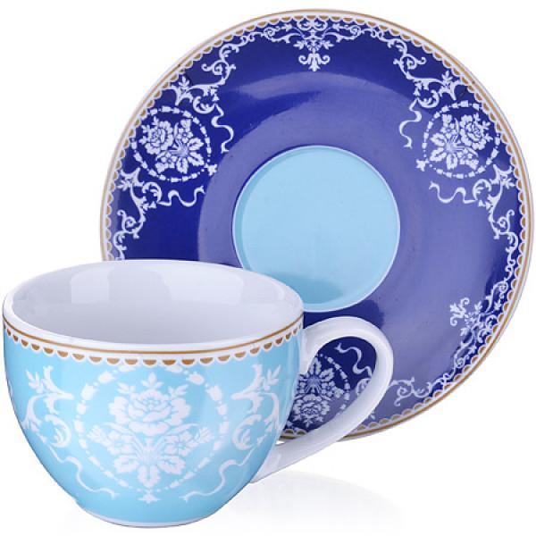 27890-1 Чайная пара на 1 персону (х1)