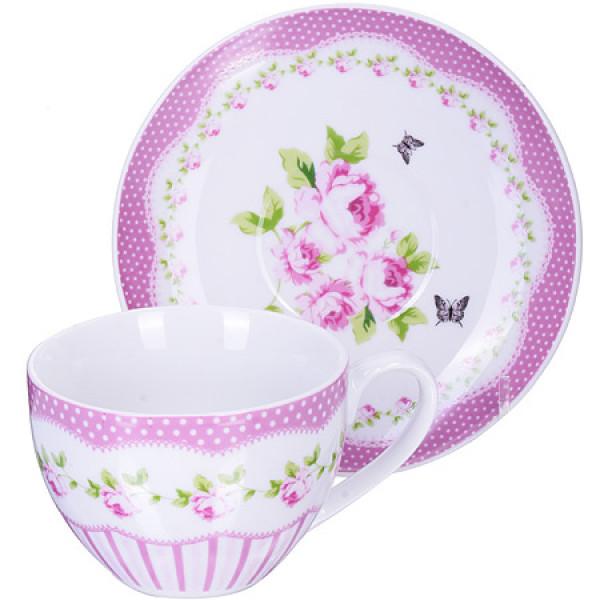 25924-1 Чайная пара на 1 персону (х1)