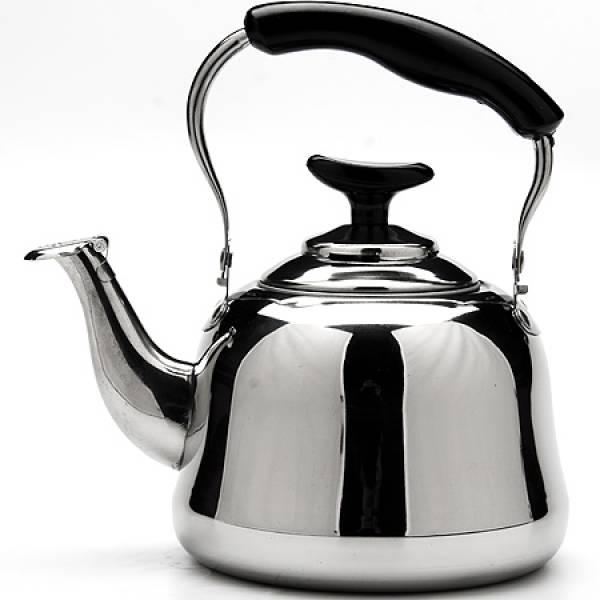 23508 Чайник литой 5л со свистком MAYER&BOCH