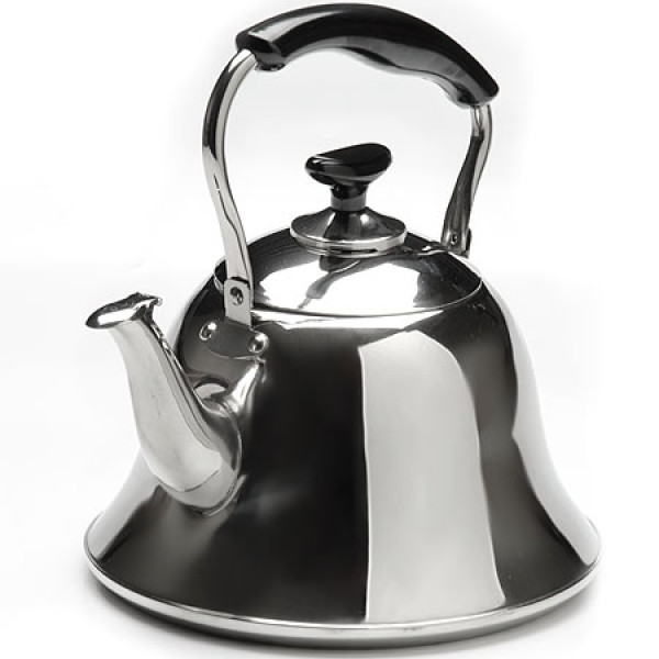 25897 Чайник нержавейка 3л со свистком MAYER&BOCH