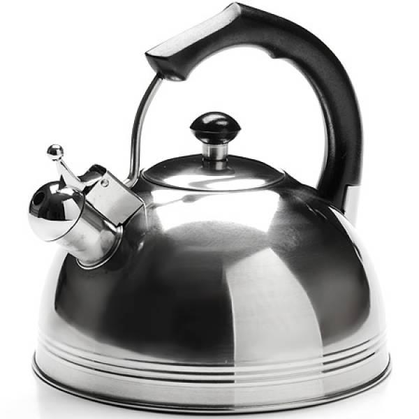 26165 Чайник мет. 3,5л со свистком MB (х12)