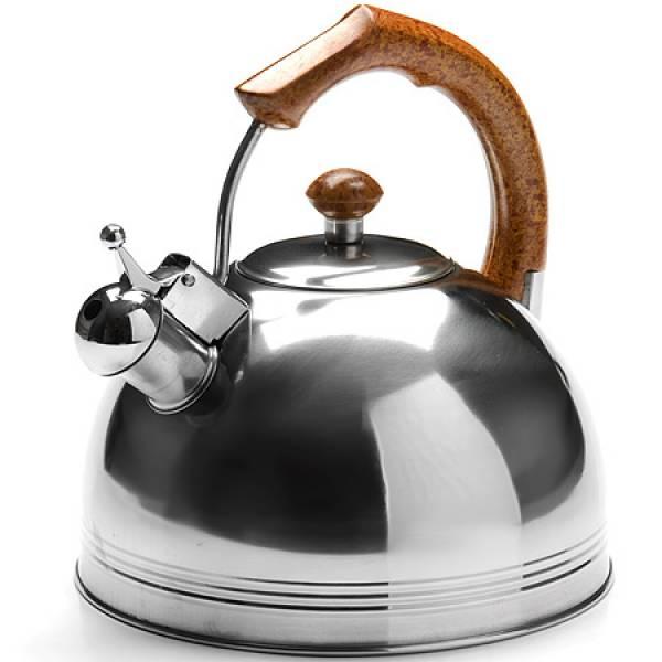 26167 Чайник мет. 4л со свистком дер/руч MB (х12)
