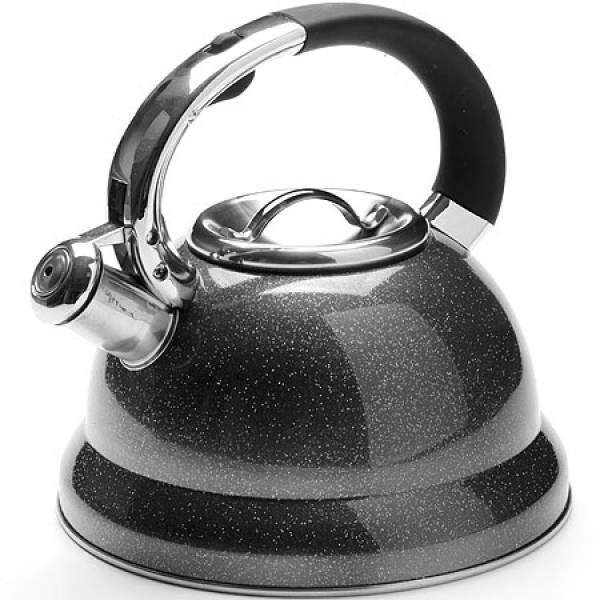 23209-3 Чайник мет со свист.2,5л.3D МВ