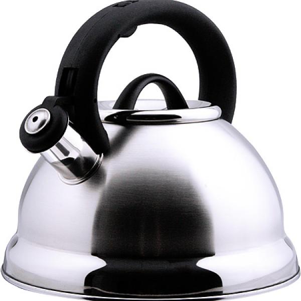 22671 Чайник мет. 2,8л со свистком МВ (х12)