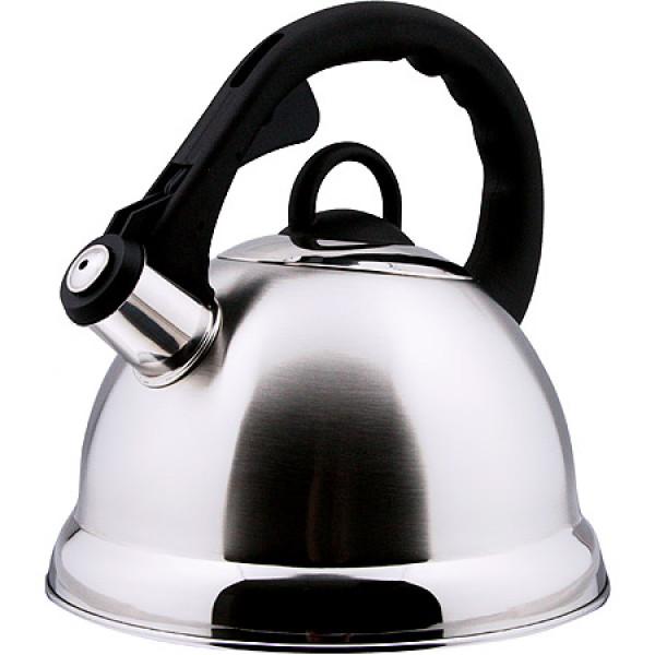 22672 Чайник мет. 2,8л со свистком МВ (х12)