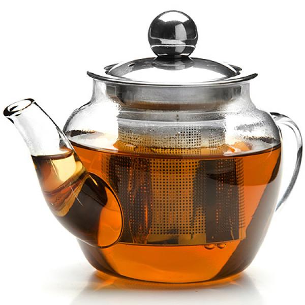 26198 Заварочный чайник стекло 200мл+сито MAYER&BOCH