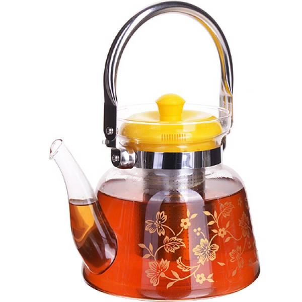 26969 Заварочный чайник 1,3л с/кр MAYER&BOCH