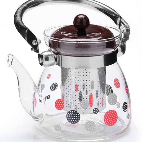 26968 Заварочный чайник 1,3л с/кр MAYER&BOCH