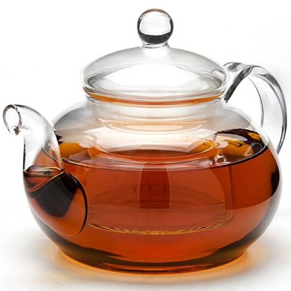 24935 Заварочный чайник стекло 650мл с/кр MAYER&BOCH
