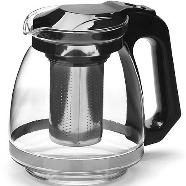 27672 Чайник заварочный 1,5л стекло MAYER&BOCH