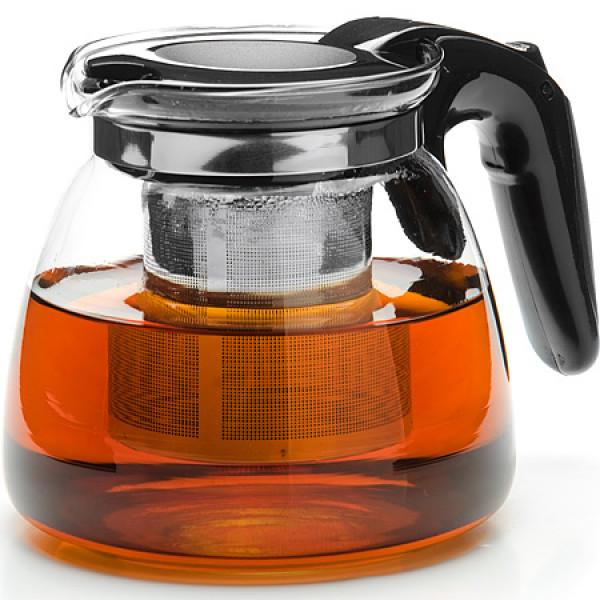 26202 Заварочный чайник стекло 900мл+сито MAYER&BOCH