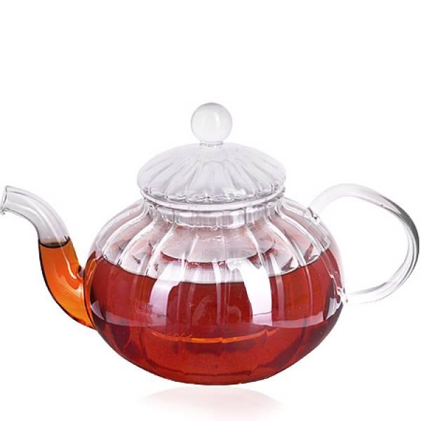 28772 Заварочный чайник стекло 600мл с/кр MAYER&BOCH