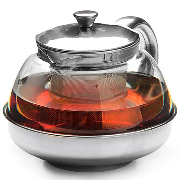 26203 Заварочный чайник стекло 600мл+сито MAYER&BOCH
