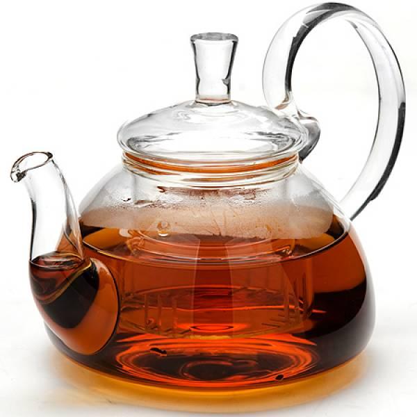 24936 Заварочный чайник стекло 600мл с/кр MAYER&BOCH