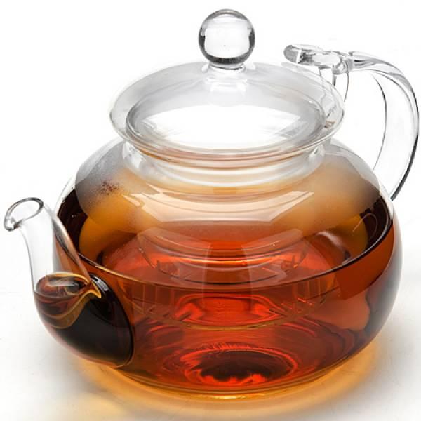 24939 Заварочный чайник стекло 650мл с/кр MAYER&BOCH