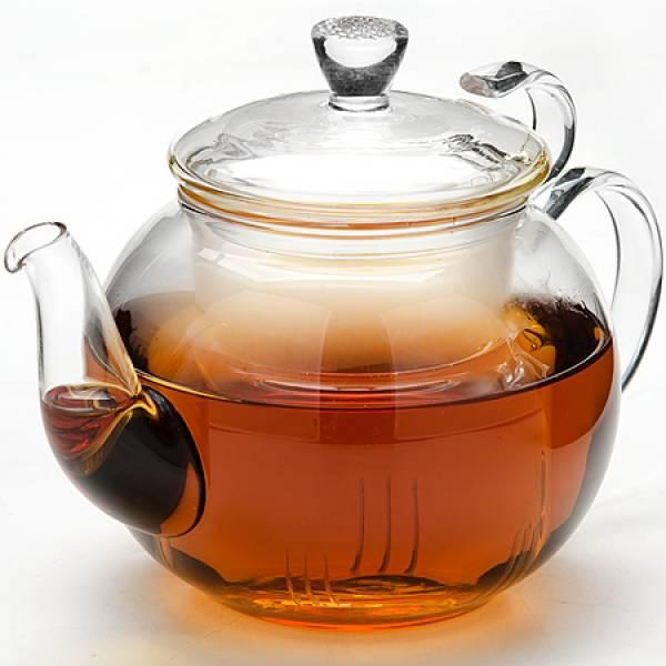 24937 Заварочный чайник стекло 600мл с/кр MAYER&BOCH