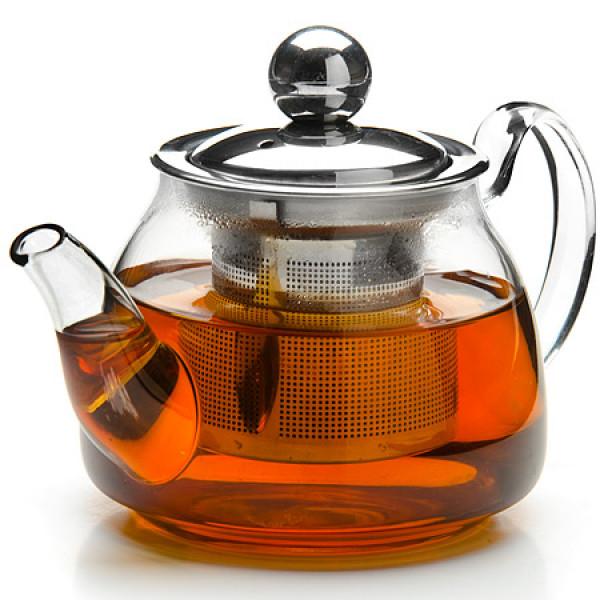 26199 Заварочный чайник стекло 200мл+сито MAYER&BOCH