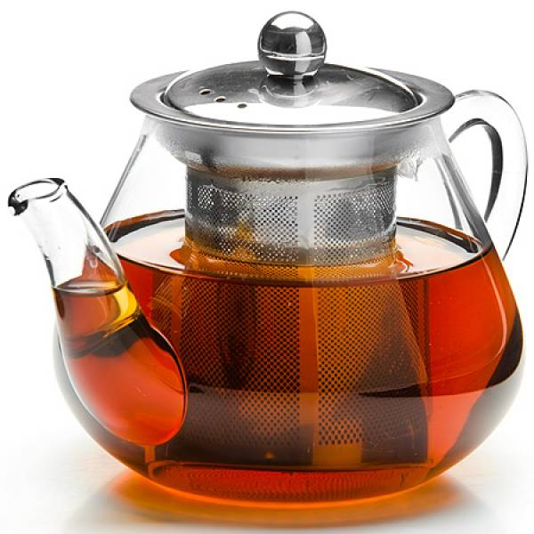 26201 Заварочный чайник стекло 600мл+сито MAYER&BOCH