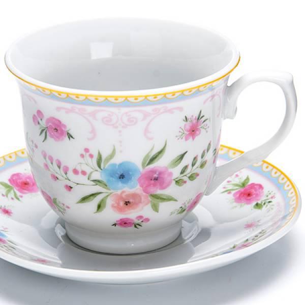 26947 Чайная пара 4 предмета 220мл LORAINE