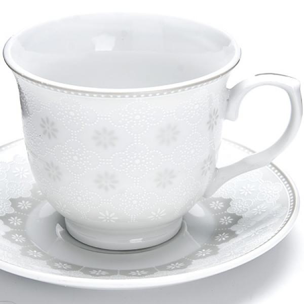 26950 Чайная пара 4 предмета 220мл LR (х12)