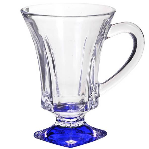 20220-1 Набор стаканов СИНИЙ 6 предметов LORAINE