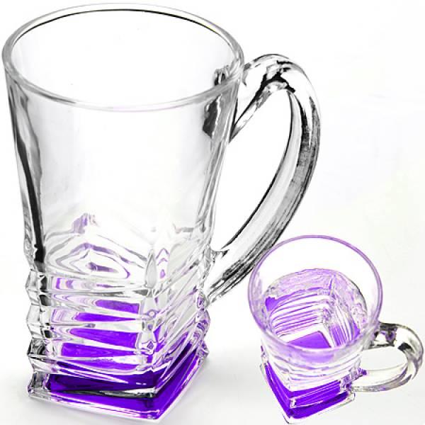 24082 Набор стаканов 6пр 155мл LR (х6)