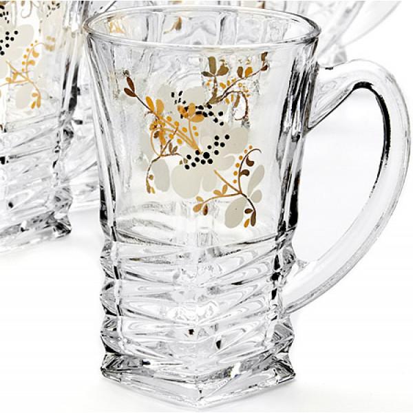 24083 Набор стаканов 6пр 195мл LR (х6)