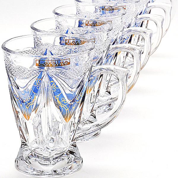 20223 Набор стаканов 6 предметов LR (х6)
