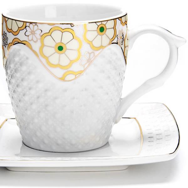 26833 Чайный сервиз 12пр 200мл в подар/уп LORAINE