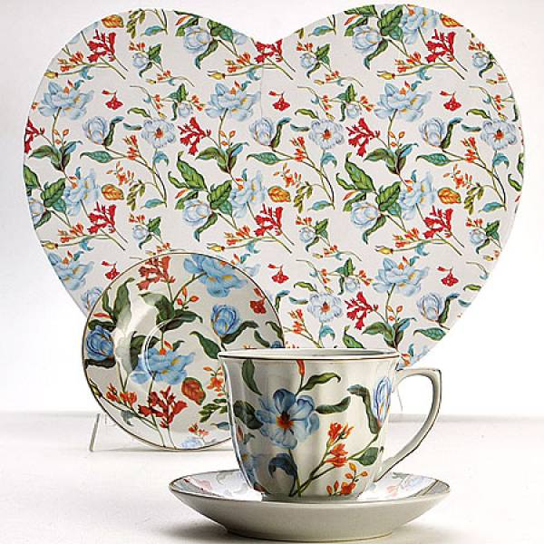 22529 Чайный набор 12 предметов