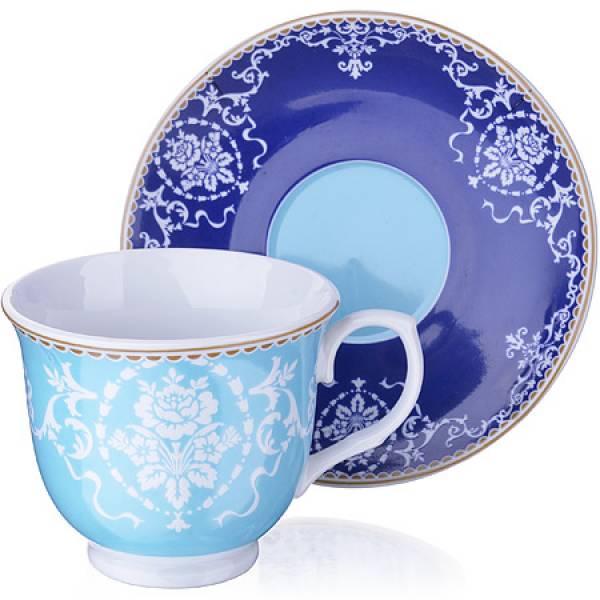 27887 Чайный сервиз 12 пр керамика 220мл LR (х6)